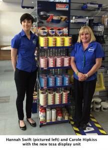 Tesa welcomes new Wolverhampton distributor
