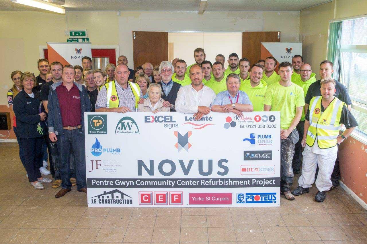 Local help transform's community centre