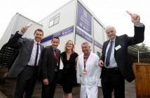 Kent Blaxill training centre opens