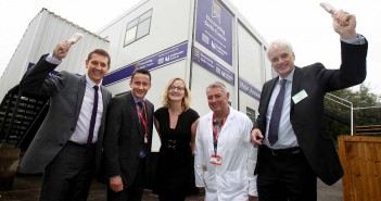 Kent Blaxill training centre opens