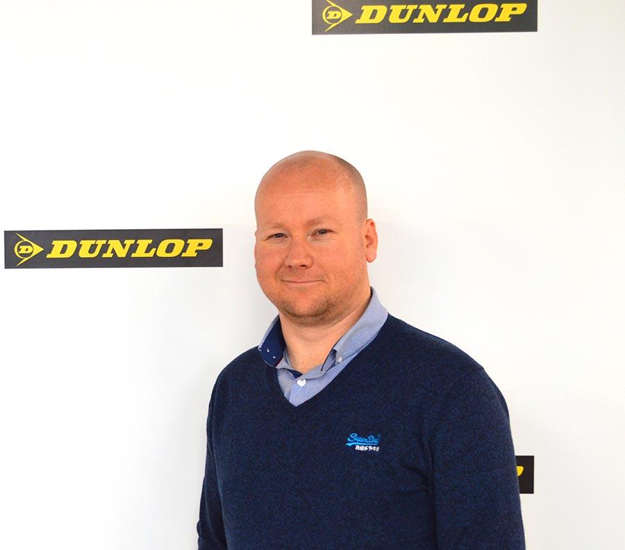 Dunlop's new Midlands contact