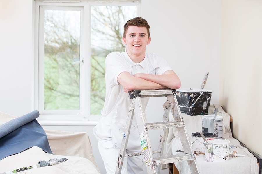 Image result for paint and decorating apprenticeships