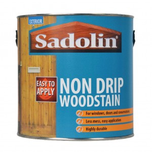 Sadolin non drip woodstain painting and decorating news - Sadolin exterior wood paint image ...