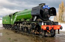 Flying Scotsman - Craftmaster Paints - HMG Paints 2