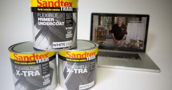 Trims feature Sandtex video