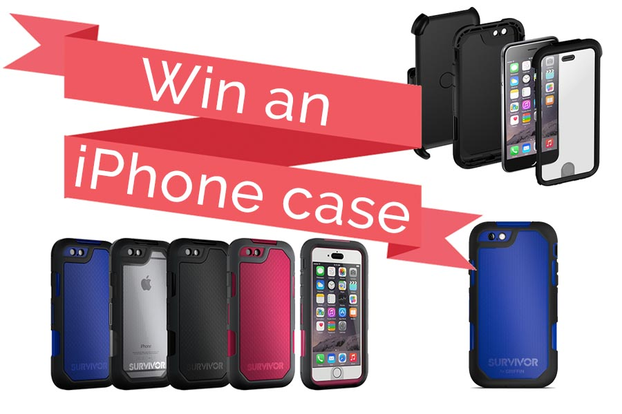 Finished Win A Rugged Iphone Case From Griffin Technology
