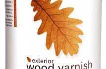 exterior wood varnish 2-5 litre