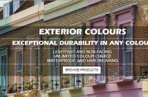 HSP Exterior Paints