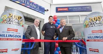 It's 200 stores and counting for Johnstone's