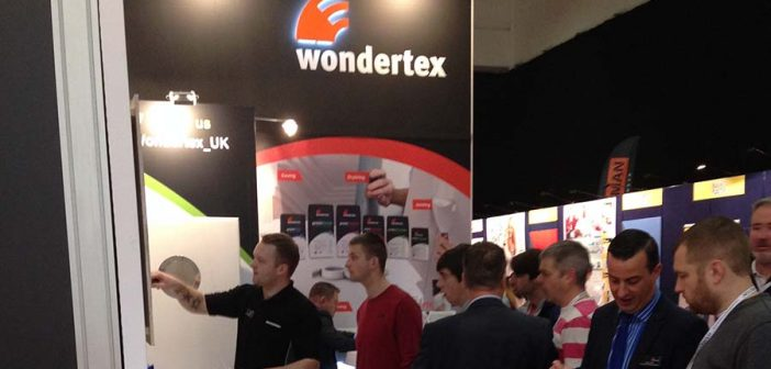 Wondertex – free samples and your chance to try prem fill.