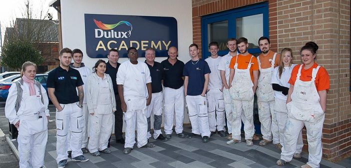 Dulux Academy – Free Masterclasses up for grabs