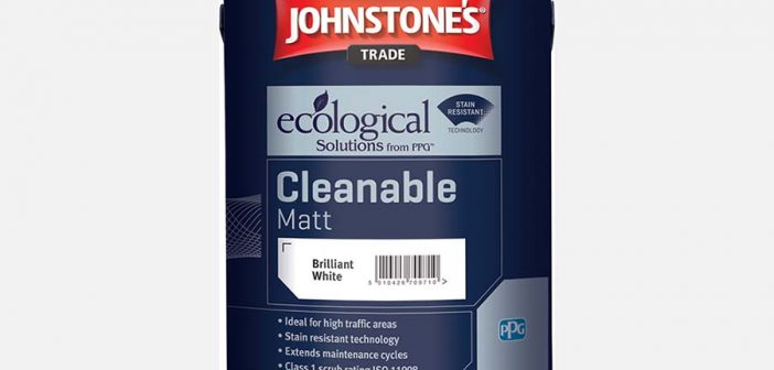 Johnstone's Cleanable Matt Emulsion
