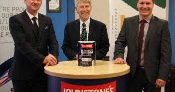Whittle and Johnstone's strengthen partnership