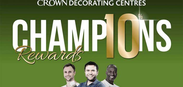 CDC's Champions Rewards