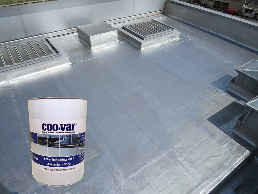Coo Var Solar Reflective Paint Painting And Decorating News