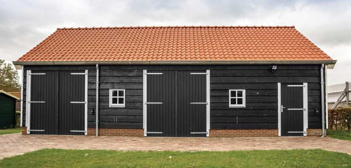 The 'New England' look with Witham's Barn Paint