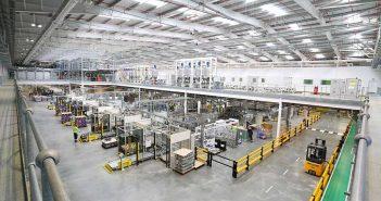 AkzoNobel opens world's most advanced paint factory
