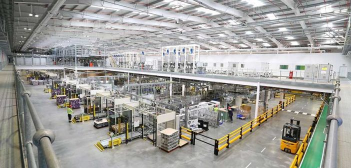 AkzoNobel opens world's most advanced paint factory