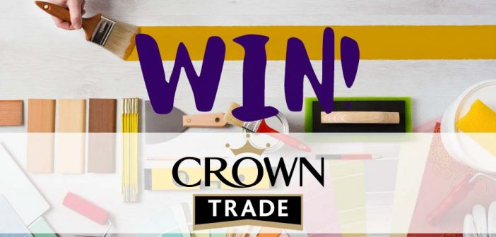 Win £100 of Crown Products with P&D News!