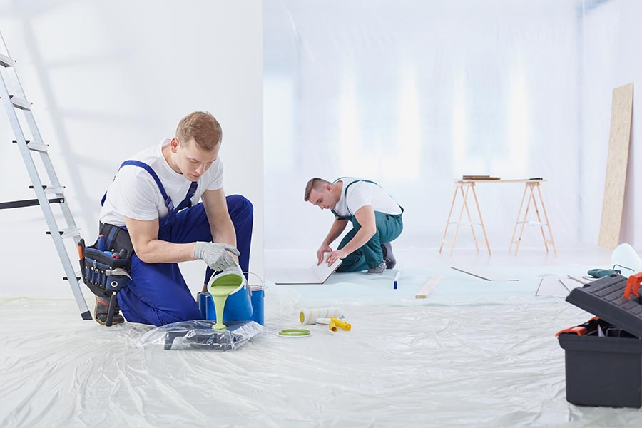 The Best Uk Cities To Be A Painter And Decorator Painting And
