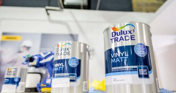 New Dulux Trade Vinyl Matt formulation