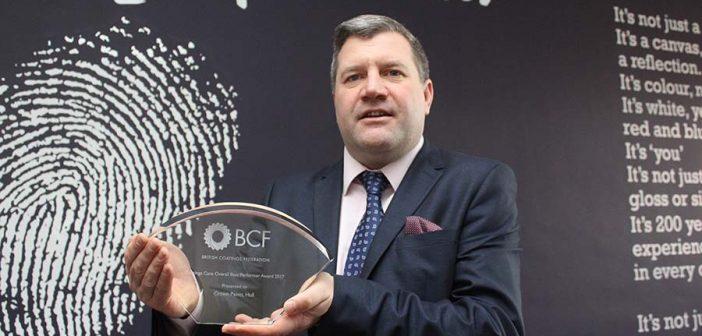 Crown wins factory award