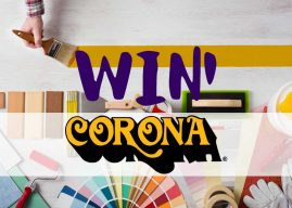 Win 1 of 3 Corona Pro Brush Packs with P&D News!