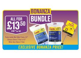 For One Week Only, Johnstone's Bonanza Sale