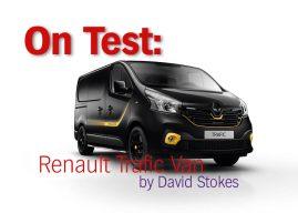 On test: Renault Trafic Van