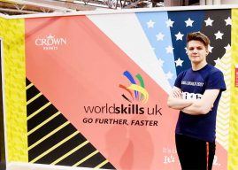 Who's going to be UK Apprentice Decorator Of 2018?