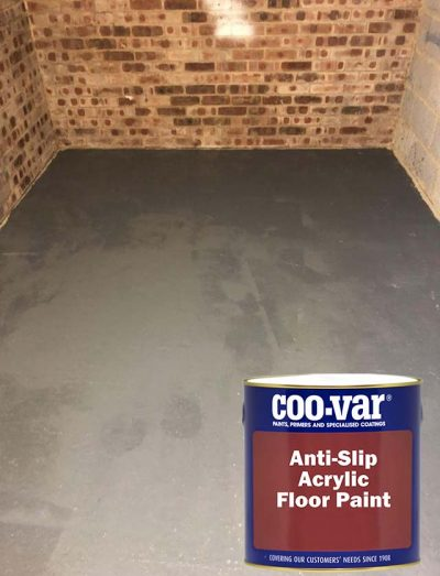 Anti Slip Floor Paint Addition Painting And Decorating News