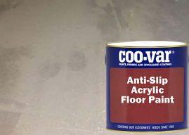 Anti-Slip Floor Paint addition