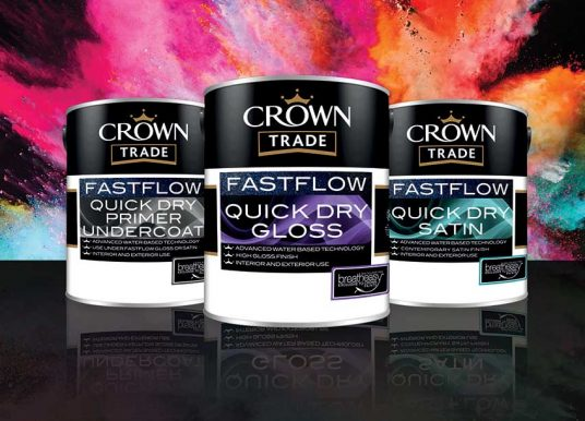 Colourful Crown Fastflow
