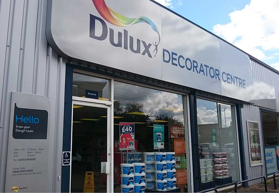 Dulux Decorator Centre Network Hits 203 Stores Painting
