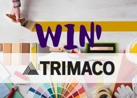 Win 1 of 3 Trimaco Bundles with P&D News!