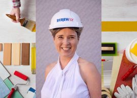 Multi-skilled decorator Highly Commended by Screwfix