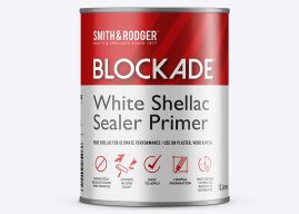 New Blockade Sealer Primer available