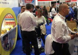 tesa delighted with P&D Show