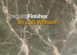 How to: SpecialistFinishes – Verde Marble