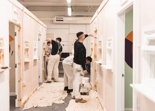 Dulux Academy Grows Leeds Partnership