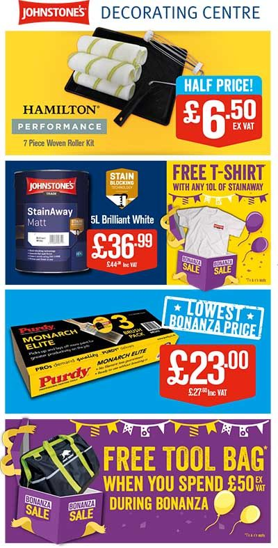 PAINT ON SALE THIS WEEK