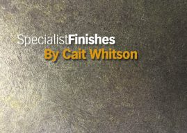 How to: SpecialistFinishes – Painted Brass