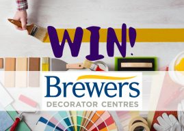 Win 1 of 3 £200 Brewers Vouchers with P&D News!