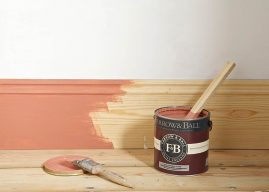 Test out Farrow & Ball at the P&D Show