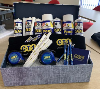 Win a Peel Tec Hamper from CT1 with P&D News 1