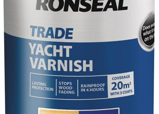 Ronseal adds Yacht Varnish