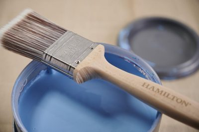 Match the brush to the paint 1