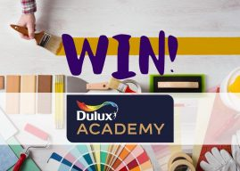 Win a Dulux Academy course with P&D News!
