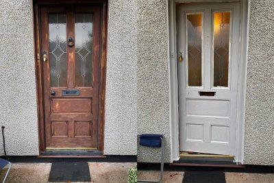 Superfast PeelTec aids door and bath refurb jobs 1