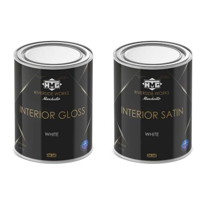 New water based paints from HMG 1